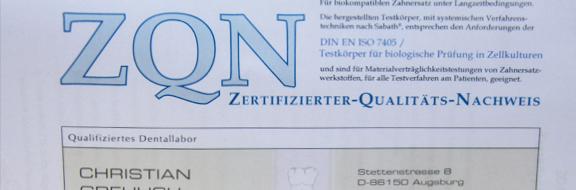 Testkoffer ZQN